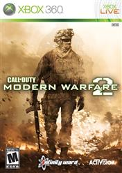 Call of Duty Modern Warfare 2 Xbox Classic