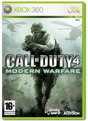 Call of Duty Modern Warfare Xbox ENG