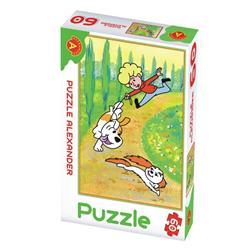ALEXANDER Puzzle 30 EL. Reksio Spacer