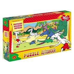 ALEXANDER Puzzle 160 EL. Koziołek Matołe