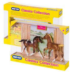 BREYER Koń chepmion Foals