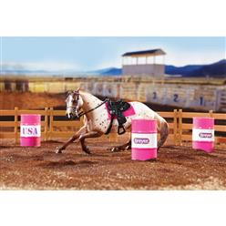 BREYER Koń Classics Barrel Racing