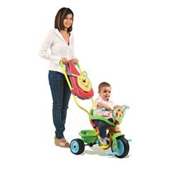 SMOBY Be Move Rower Baby Confort Kubuś