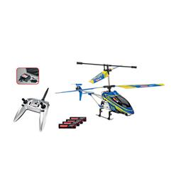 CARRERA RC Helicopter Blue Hawk