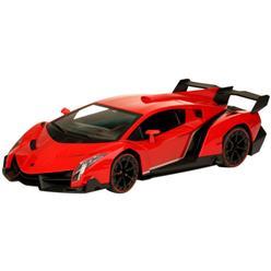 BUDDY TOYS Lamborghini Veneno. czerwony
