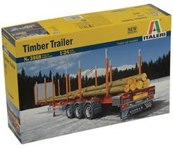 ITALERI Timber Trailer