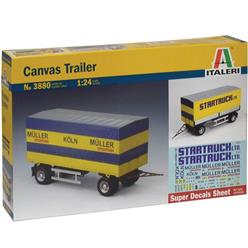 ITALERI Canvas Trailer