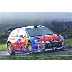 HELLER Citroen C4 WRC 2010
