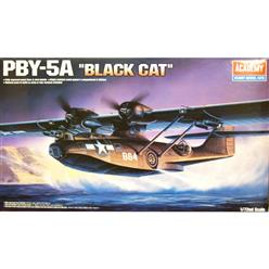 ACADEMY PBY5A Black Cat