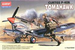 ACADEMY Curtiss P40 B Tomahawk