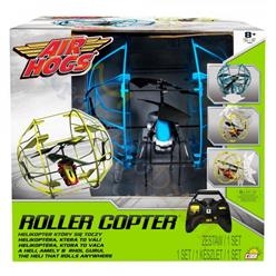 AIR HOGS Rollercopter, niebieski