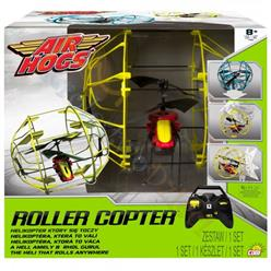 AIR HOGS Rollercopter, żółty