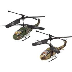 BUDDY TOYS 3CH HELIKOPTER Flight Mission