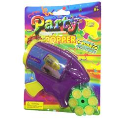 MINI POPPER Pistolet 1 magaz.serpentyny