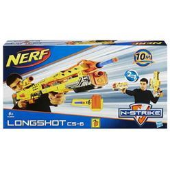 HASBRO Nerf NStrike Longshot CS6 new