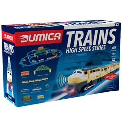DUMICA Zestaw deluxe high speed train