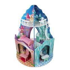 F.FIELDS Lodowy zamek marzeń dla lalek